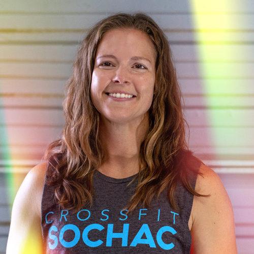 Amanda Coach