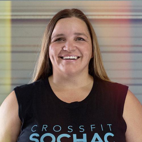 Jenn CrossFit Coach